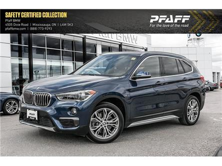 2019 BMW X1 xDrive28i (Stk: U5953) in Mississauga - Image 1 of 22