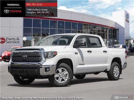 2018 Toyota Tundra SR5 Plus 5.7L V8 (Stk: U3117) in Vaughan - Image 1 of 24
