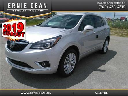 2019 Buick Envision Premium II (Stk: 14172) in Alliston - Image 1 of 16