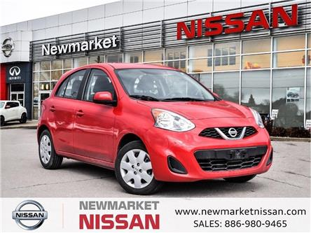 2017 Nissan Micra SV (Stk: UN1093) in Newmarket - Image 1 of 22
