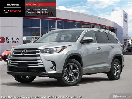 2019 Toyota Highlander Limited AWD (Stk: 68823) in Vaughan - Image 1 of 24