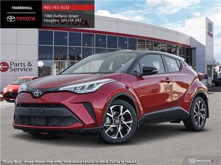 2020 Toyota C-HR XLE Premium (Stk: 70083) in Vaughan - Image 1 of 11