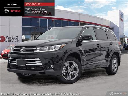 2019 Toyota Highlander Limited AWD (Stk: 69207) in Vaughan - Image 1 of 24