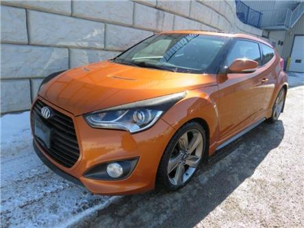 2015 Hyundai Veloster  (Stk: D00348A) in Fredericton - Image 1 of 7