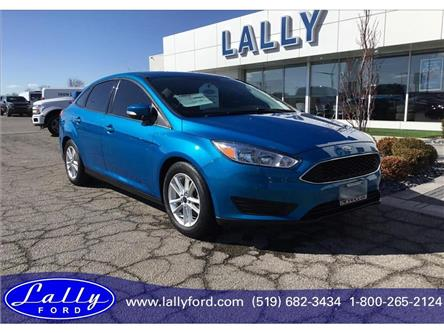 2016 Ford Focus SE (Stk: 40127a) in Tilbury - Image 1 of 15