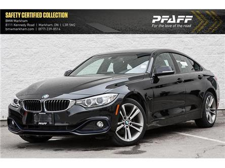 2016 BMW 428i xDrive Gran Coupe (Stk: D12935) in Markham - Image 1 of 20