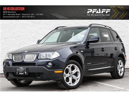 2010 BMW X3 xDrive30i (Stk: M5595AA) in Markham - Image 1 of 15