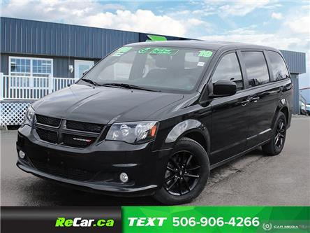 2019 Dodge Grand Caravan GT (Stk: 200342A) in Fredericton - Image 1 of 22