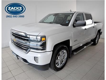 2017 Chevrolet Silverado 1500 High Country (Stk: 67915) in Truro - Image 1 of 14