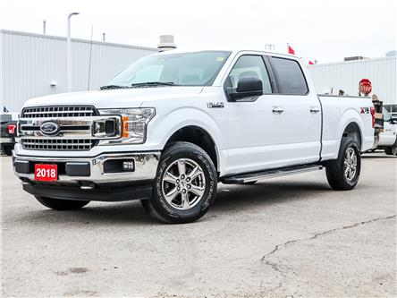 2018 Ford F-150  (Stk: P51255) in Newmarket - Image 1 of 27