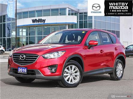 2016 Mazda CX-5 GS (Stk: P17565) in Whitby - Image 1 of 27