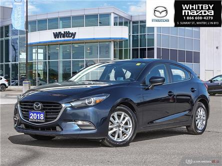 2018 Mazda Mazda3 Sport GS (Stk: 2103A) in Whitby - Image 1 of 27