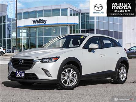 2016 Mazda CX-3 GS (Stk: P17566) in Whitby - Image 1 of 27