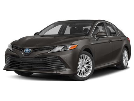 2020 Toyota Camry Hybrid XLE (Stk: D201418) in Mississauga - Image 1 of 9