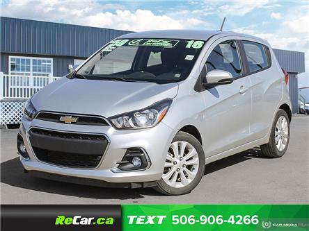 2016 Chevrolet Spark 1LT CVT (Stk: 200520A) in Saint John - Image 1 of 23