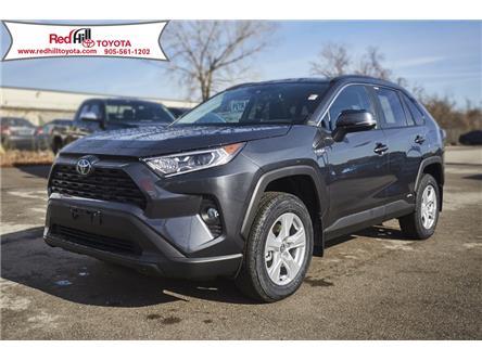 2020 Toyota RAV4 Hybrid XLE (Stk: 20572) in Hamilton - Image 1 of 18