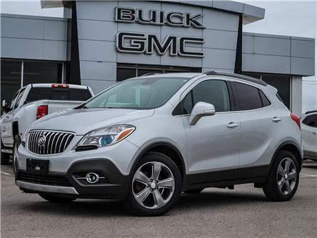 2014 Buick Encore Convenience (Stk: 756287U) in PORT PERRY - Image 1 of 25