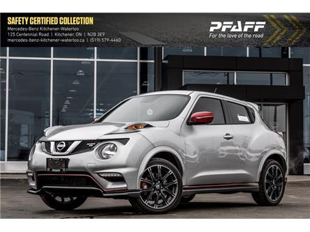 2015 Nissan Juke NISMO RS (Stk: 39704A) in Kitchener - Image 1 of 20