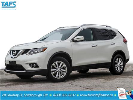 2016 Nissan Rogue  (Stk: SE1134) in Toronto - Image 1 of 3