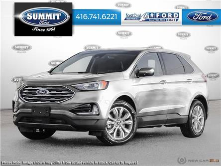 2020 Ford Edge Titanium (Stk: 20H7592) in Toronto - Image 1 of 23