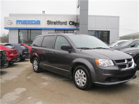 2018 Dodge Grand Caravan CVP/SXT (Stk: 00590) in Stratford - Image 1 of 17