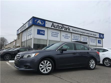 2016 Subaru Legacy 2.5i Touring Package (Stk: 16-14858) in Brampton - Image 1 of 26