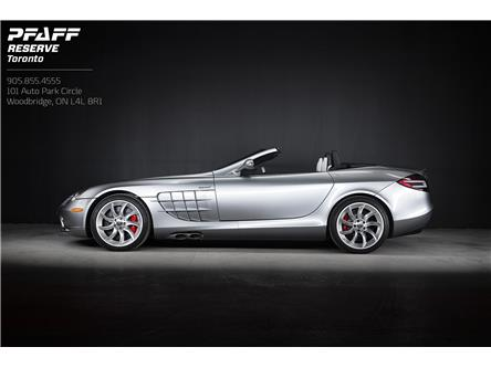 2008 Mercedes-Benz SLR  Roadster (Stk: PL005) in Woodbridge - Image 1 of 20
