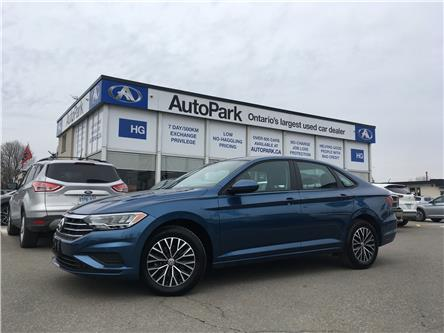 2019 Volkswagen Jetta 1.4 TSI Highline (Stk: 19-11103) in Brampton - Image 1 of 25