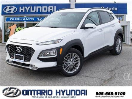 2020 Hyundai Kona Ultimate (Stk: 422356) in Whitby - Image 1 of 21