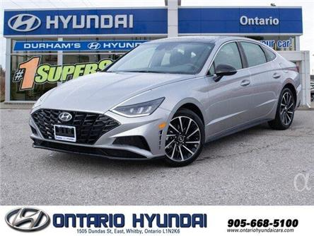 2020 Hyundai Sonata Ultimate (Stk: 017198) in Whitby - Image 1 of 24