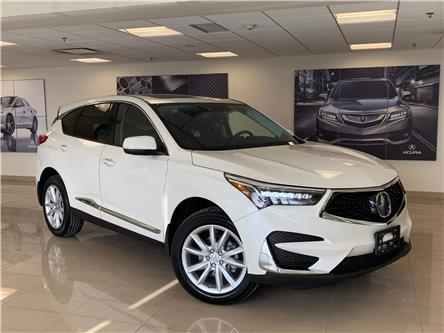 2020 Acura RDX Tech (Stk: D13269) in Toronto - Image 1 of 9