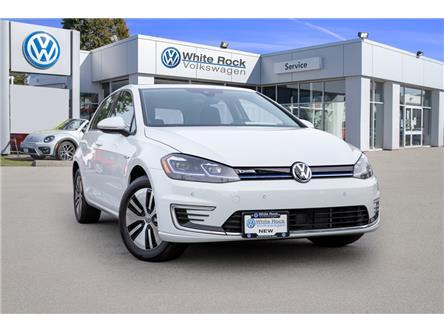 2020 Volkswagen e-Golf Comfortline (Stk: LG905288) in Vancouver - Image 1 of 14