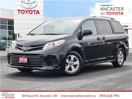 2018 Toyota Sienna  (Stk: P197) in Ancaster - Image 1 of 26