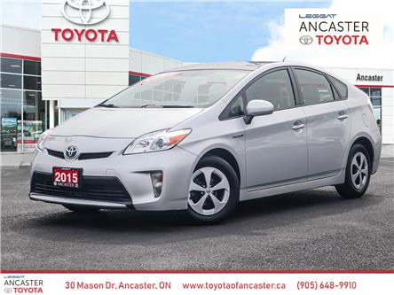 2015 Toyota Prius Base (Stk: 20356A) in Ancaster - Image 1 of 30