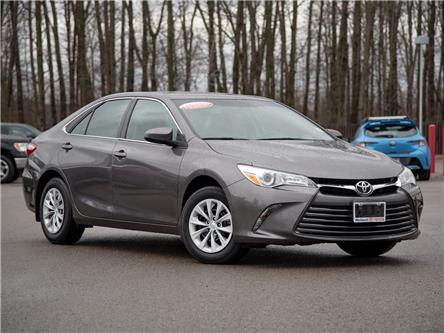 2016 Toyota Camry LE (Stk: 3698) in Welland - Image 1 of 22