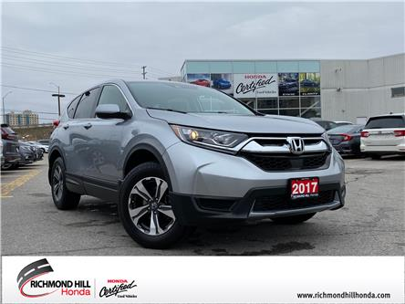 2017 Honda CR-V LX (Stk: 202140P) in Richmond Hill - Image 1 of 20