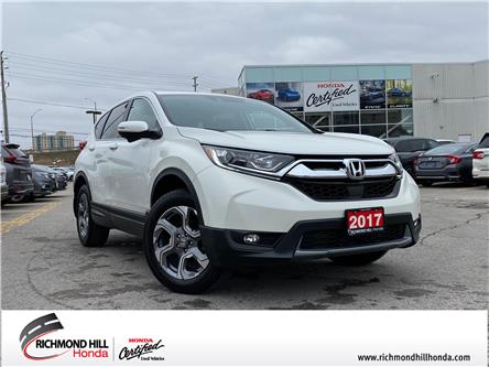 2017 Honda CR-V EX (Stk: 202364P) in Richmond Hill - Image 1 of 23