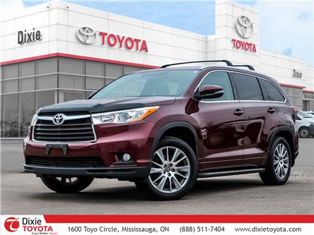 2016 Toyota Highlander  (Stk: D201091A) in Mississauga - Image 1 of 29