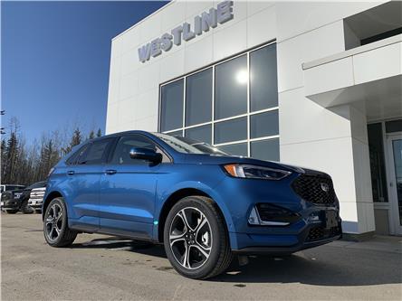 2020 Ford Edge ST (Stk: 4808) in Vanderhoof - Image 1 of 22