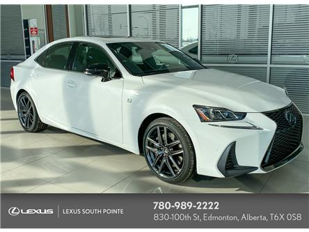 2020 Lexus IS 300 Base (Stk: LL00453) in Edmonton - Image 1 of 18