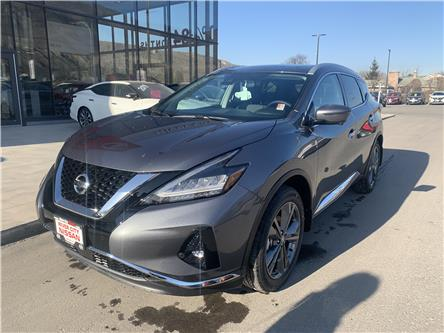 2020 Nissan Murano Platinum (Stk: T20101) in Kamloops - Image 1 of 26