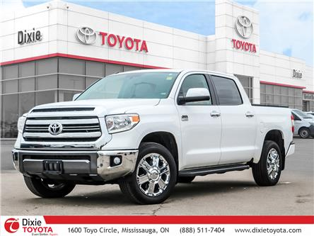 2016 Toyota Tundra  (Stk: D201081A) in Mississauga - Image 1 of 28