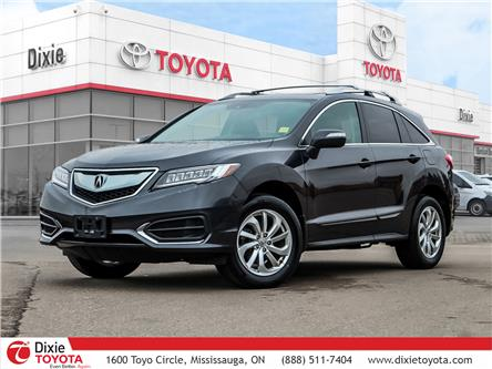 2016 Acura RDX Base (Stk: D201305A) in Mississauga - Image 1 of 29