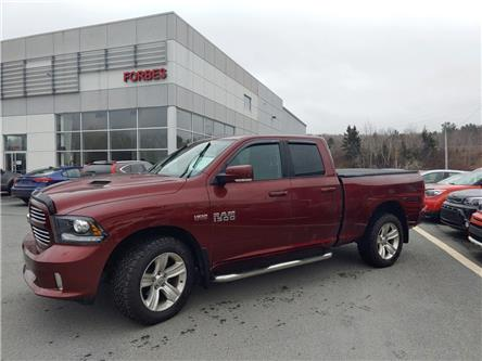 2017 RAM 1500 Sport (Stk: U0408) in New Minas - Image 1 of 12