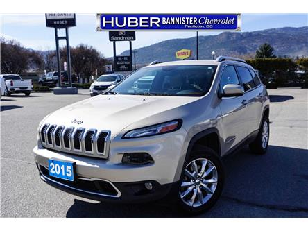 2015 Jeep Cherokee Limited (Stk: 9461A) in Penticton - Image 1 of 18