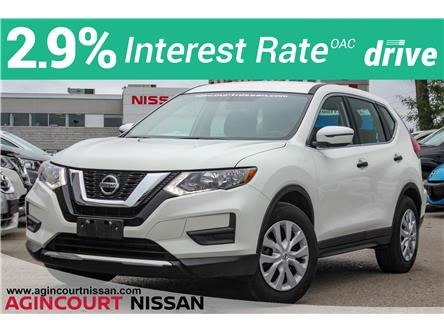2019 Nissan Rogue S (Stk: U12779) in Scarborough - Image 1 of 27