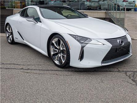 2018 Lexus LC 500h Base (Stk: 30259A) in Markham - Image 1 of 24
