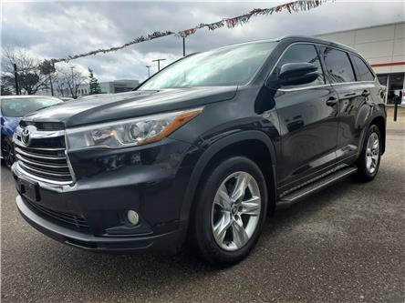 2016 Toyota Highlander Limited (Stk: 327175A) in Mississauga - Image 1 of 25
