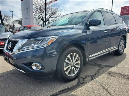 2015 Nissan Pathfinder SL (Stk: CP0267) in Mississauga - Image 1 of 27