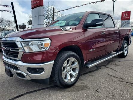 2019 RAM RAM 1500 Crew Cab 4x4 (DT) Big Horn SWB (Stk: CP0266) in Mississauga - Image 1 of 24